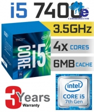 CPU Intel Core i5-7500 3.4 GHz / 6MB / HD 630 Series Graphics / Socket 1151 (Kabylake)