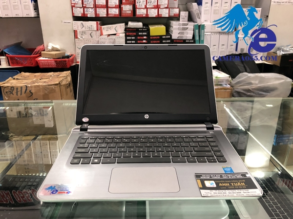HP Pavilion 14 ab015TU Intel Core i3 5010U (4)
