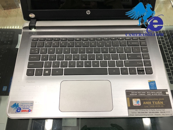 HP Pavilion 14 ab015TU Intel Core i3 5010U (5)