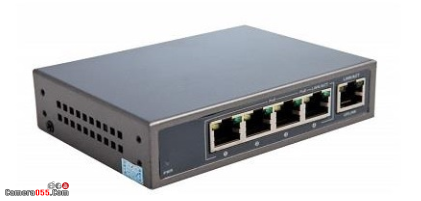 KBVISION KX-SW04P1 4-port 10/100Mbps PoE Switch - SWITCH POE KBVISION